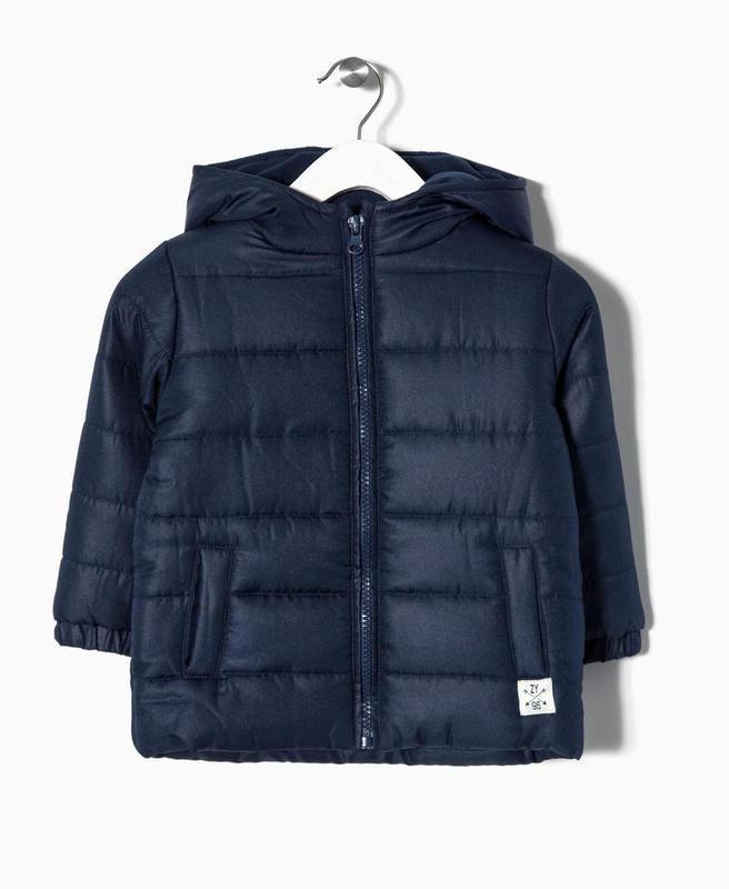 ZY βρεφικό μπουφάν με επένδυση fleece