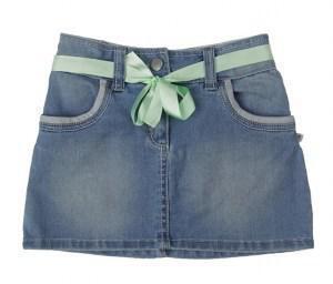 Kanz παιδική φούστα τζιν Image 0
